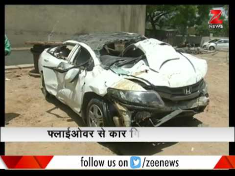 New Delhi: 2 students killed, 5 critical after Honda City falls