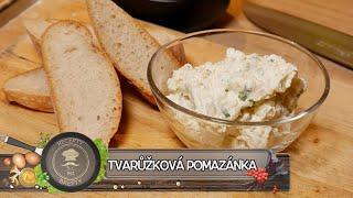Tvarůžková pomazánka - Nejlepší recept ze tří ingrediencí který Vás vystřelí do chuťového ráje!