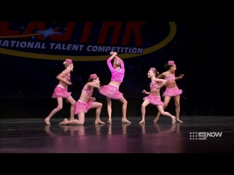 Dance Moms - Group Dance 'I Want It Now' + Awards (S2 E14)