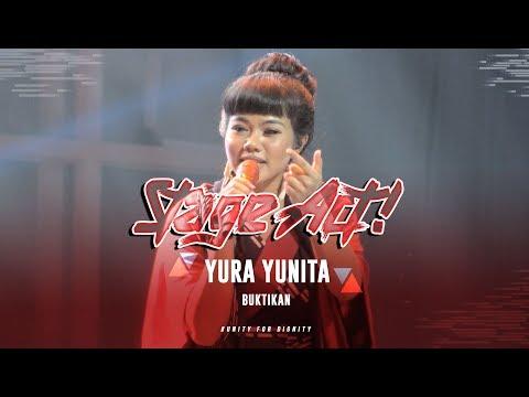 Yura Yunita - Buktikan [Live at Mojang Jajaka Pelajar Bandung 2017]