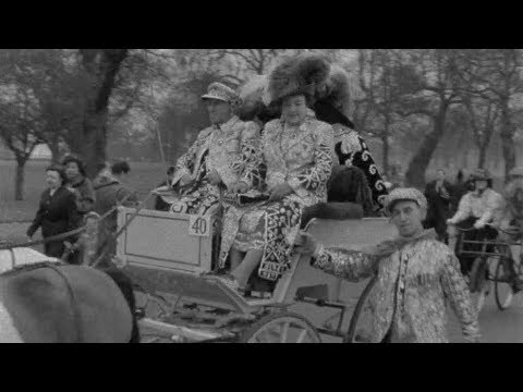 Easter Parade, Hyde Park (1958)   BFI National Archive