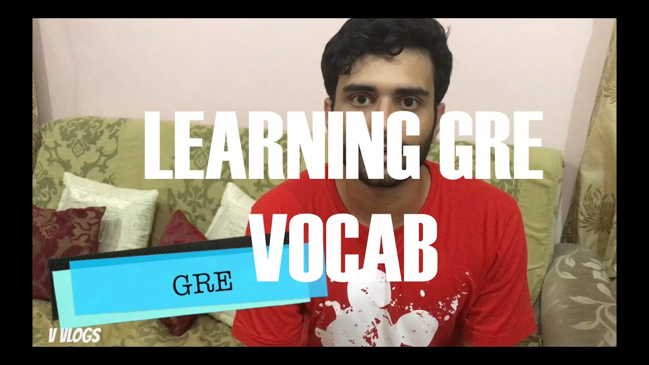 How I am able to learn upto 50 GRE words per day? To learn GRE vocabulary    MS in US
