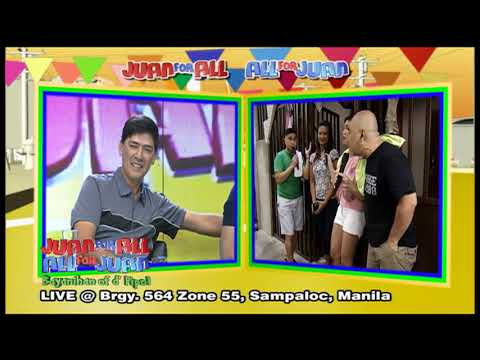 Juan For All, All For Juan Sugod Bahay  | June 23, 2018