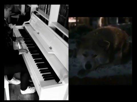 Piano Cover || Goodbye Hachiko + sheet music
