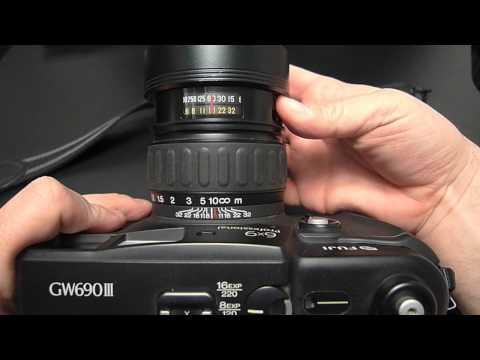 Fuji GW690III Overview-Review