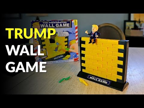 The Trump Wall Game