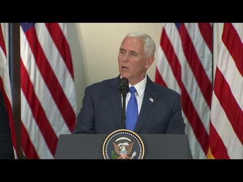 Pence says voter fraud commission will 'enhance' confidence in elections
