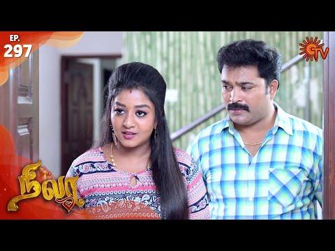 Nila - Episode 297   19th March 2020   Sun TV Serial   Tamil Serial