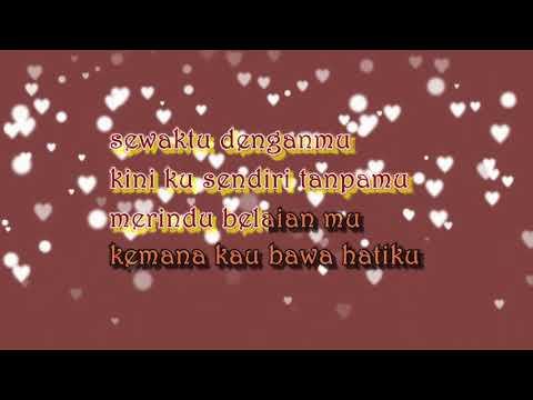 Aiman Tino-Ku Sesat Dalam Rindu(Lirik)