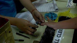 Filipinos cast votes in barangay, SK elections 2018