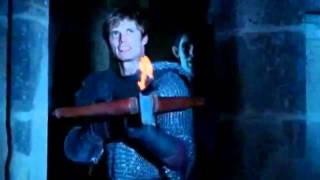 The Sorcerer's Apprentice Movie Trailer HD (merlin style)