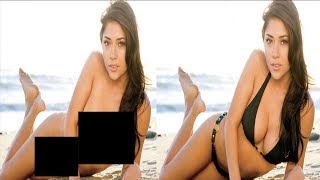 How to remove clothes in Photoshop cs6 Tutorial