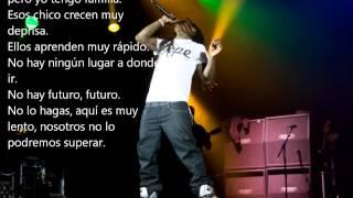 -Lil Wayne ft Robin Thicke. Tie my hands (Subtitulada al español). .