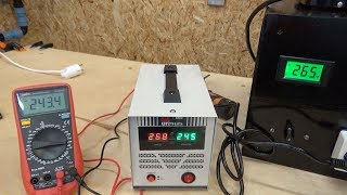 Обзор Upower АСН-500. Недорогой стабилизатор напряжения
