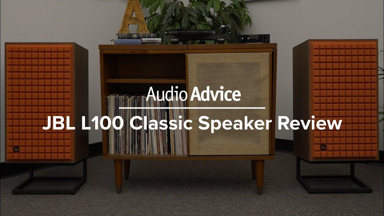 JBL L100 Classic Speaker Review