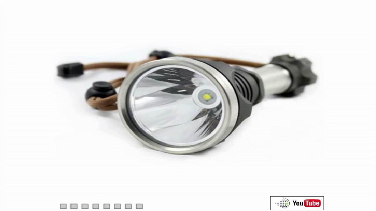 Lampe torche LED Patte de chat Efficiency LED CREE