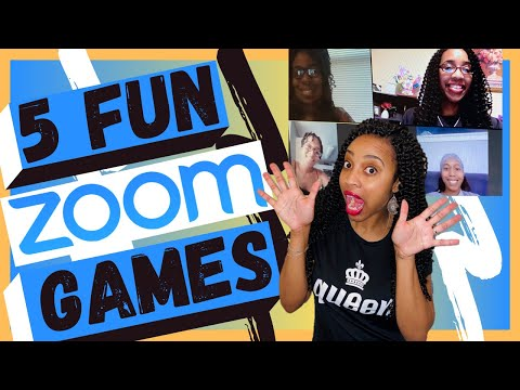 5 fun zoom games i family & friend games to play for all ages i online games for conference calls