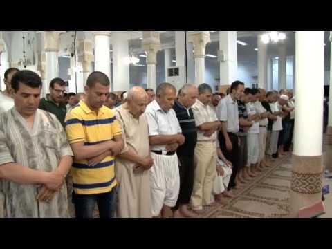 Salat Tarawih Mosqué El Jammousi Sfax le 14-06-2016