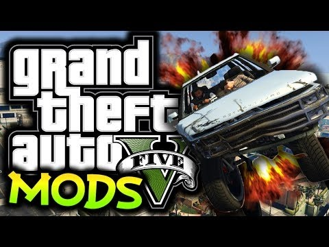 GTA V PC Mods | How to Install Weapon Mods (Real Gun Models-Tutorial)