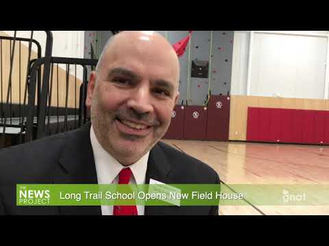 The News Project - Long Trail School Opens New Field House