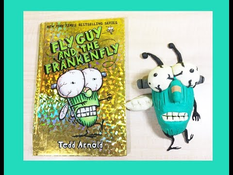 How to make Frankenfly with Play-Doh. by Granny B. (CKToysClub)