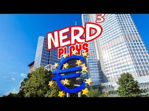 Nerd³ Plays... Games Made By The European Central Bank - Ser