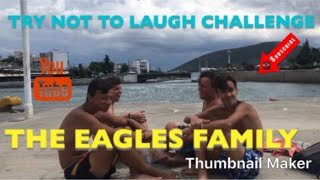 Try Not to Laugh Challenge!|The Eagles