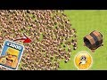 Max Lvl Giant Cannon Vs 3000 Max Lvl Barbarian Cannon Vs Barbarian Xtreme Battle Unity Clash mp3