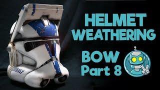 Star Wars Cosplay: Weathering a Clone Trooper Helmet