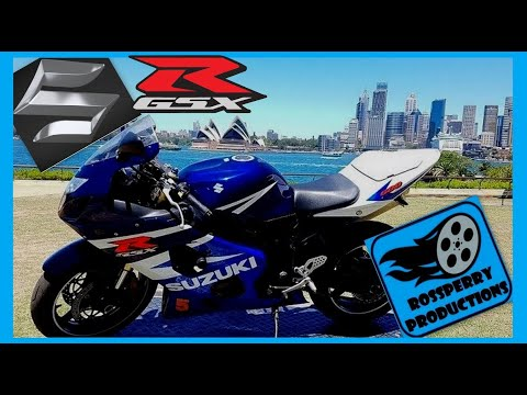 Suzuki GSXR 600 750 K4 K5 How to Replace Brake Pad Installation Tokico Calipers Replacement Tutorial