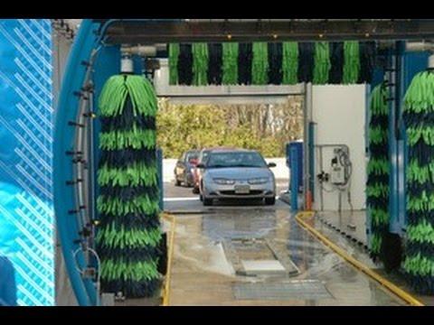 Istobal M18+ Car Wash at Royal Farms