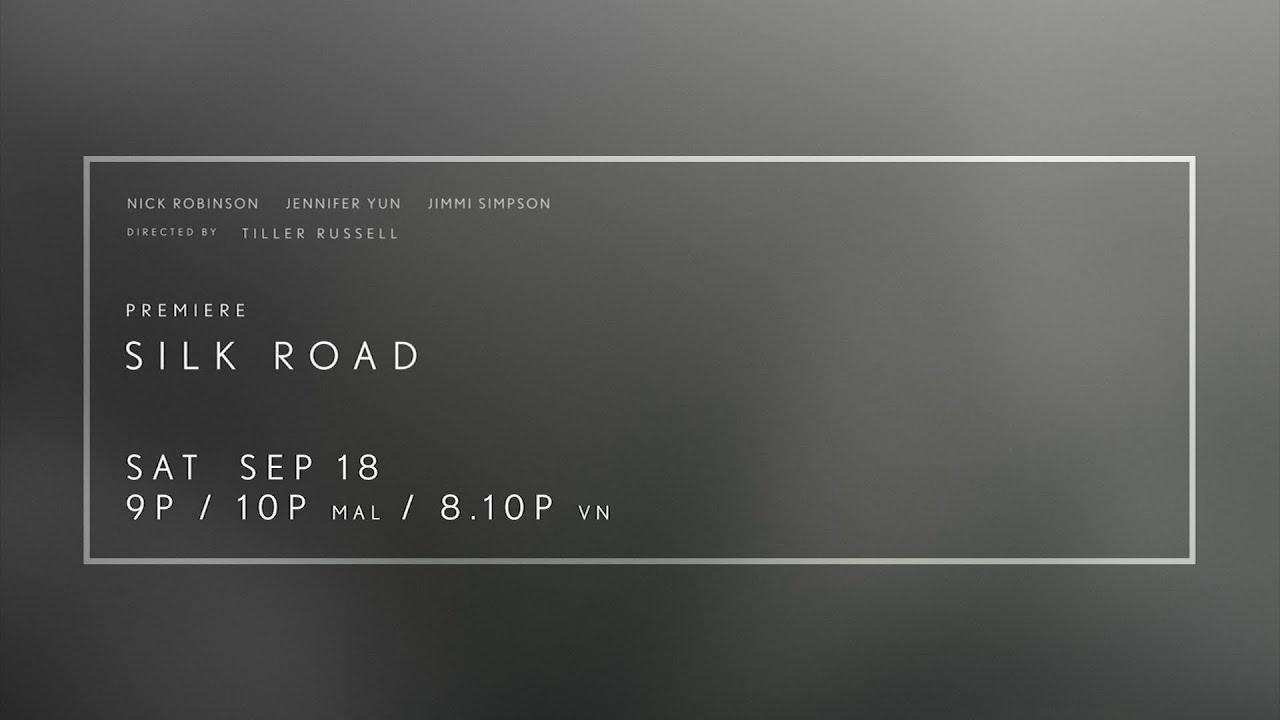 Sat Premieres: Silk Road   Trailer