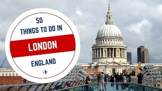50 Things to do in London Travel Guide(London is one of the most visited cities in the whole world, and it's easy to see why. It is vibrant, it is exciting, and there's something to do every single night of the ..., 2016-01-05T05:04:20.000Z)
