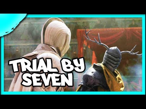 Ser Duncan the Tall's TRIAL OF SEVEN   Game of Thrones History and Lore