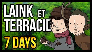 SURVIVRE AVEC LA DIARRHÉE (7 Days To Die)