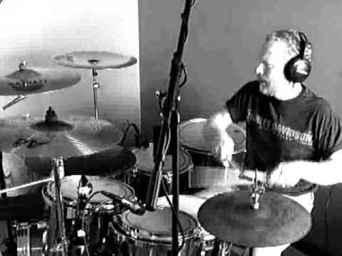 Kevin Horton - Alice In Chains No Excuses Drum Video