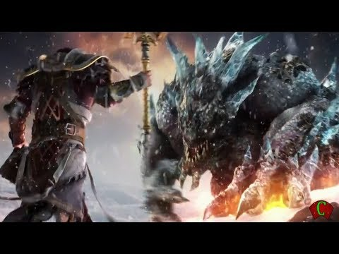 Lords of the Fallen Cinematic Cutscenes Gamescom Trailer (Third-person action-RPG) 【HD】