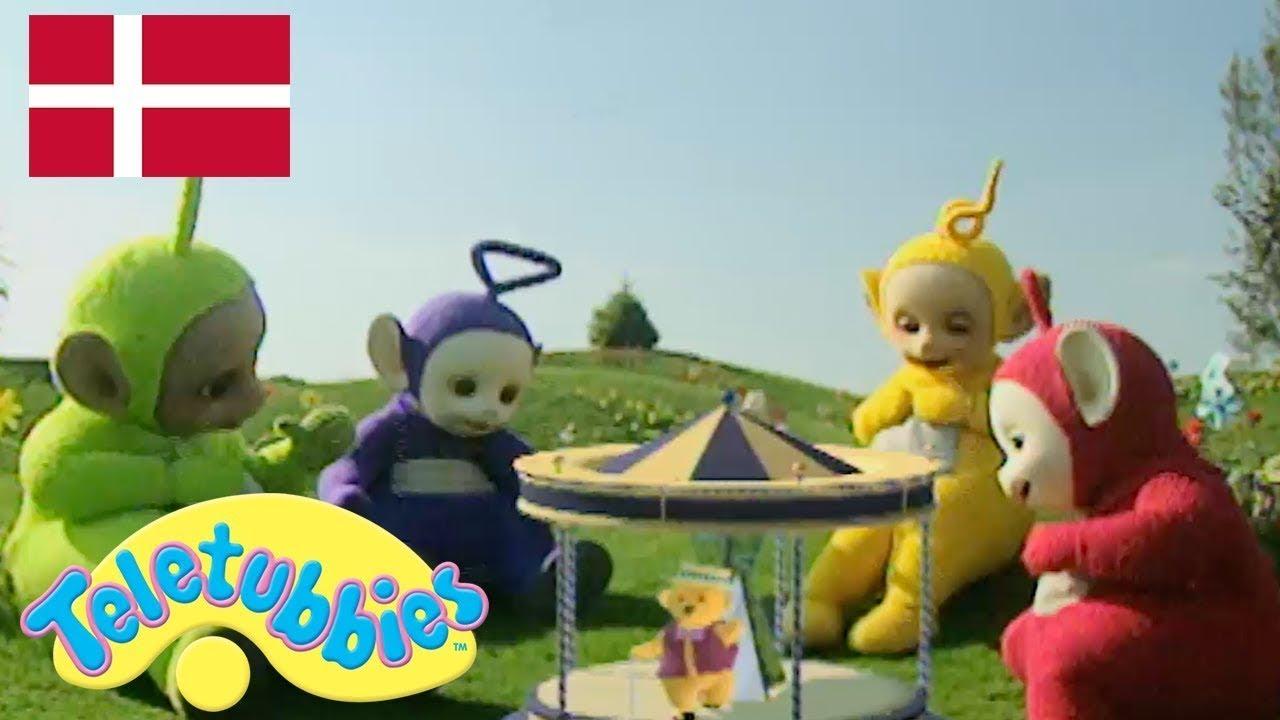 Teletubbierne på Dansk: 114 ☆ Tegnefilm til børn ☆ NY ☆