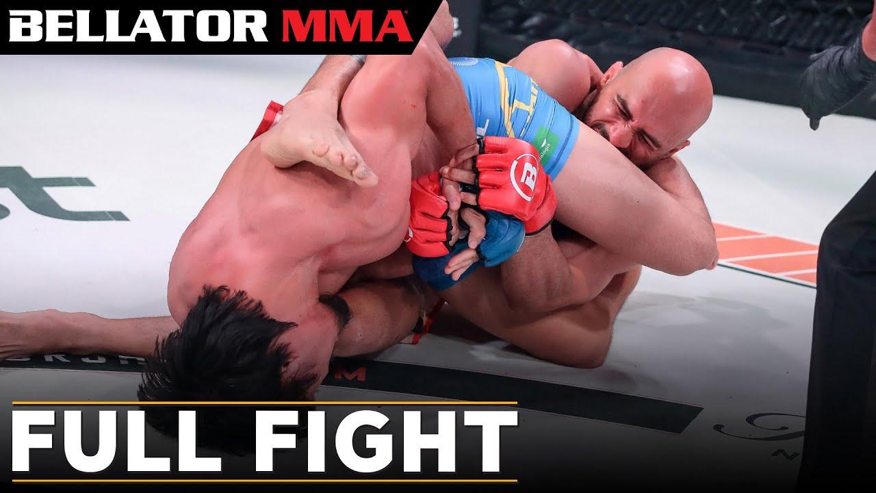 Full Fight | Goiti Yamauchi vs. Saad Awad - Bellator 229