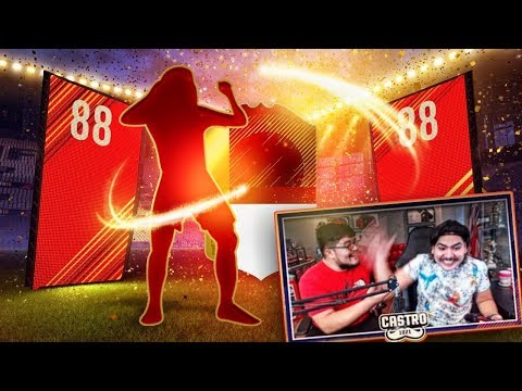 MY MONTHLY REWARDS 20 RED INFORMS IN A PACK FIFA 18