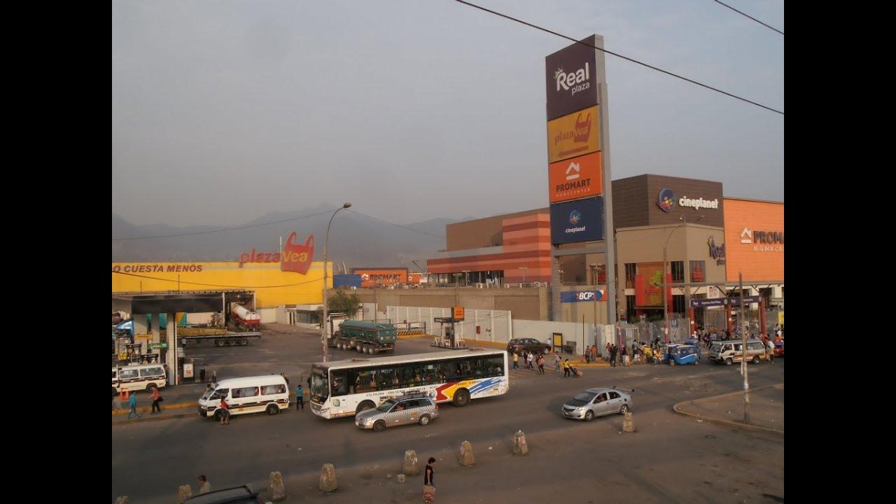 El real plaza de pro comas lima per youtube - Cc plaza norte majadahonda ...