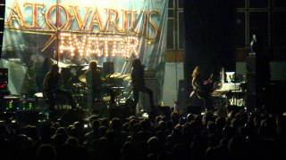 Avatar - Roadkill (supporting Stratovarius and Helloween) @ Sofia 01/23/2011