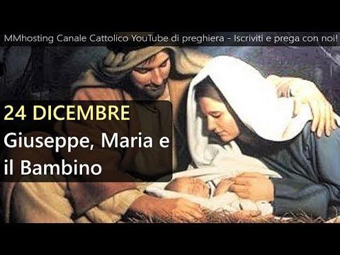 Risultati immagini per 24 Dicembre: Giuseppe, Maria e il Bambino - Mese dedicato al Santo Natale