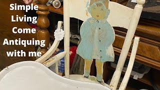 Come Antiquing with Me