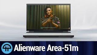 Alienware Area-51m is a Big Beast