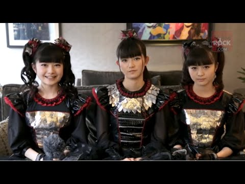 MVC: Babymetal reveal their 3 favourite songs from 'Metal Resistance'