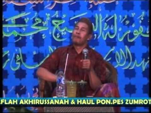 Ceramah KH Marzuki Mustamar
