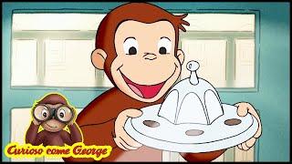Curioso Come George 🐵La lasagna solare 🐵Cartoni per Bambini 🐵George la Scimmia