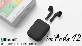Cara Menghubungkan Inpods 12 Ke Android Youtube