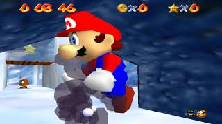 [TAS] Super Mario 64 - Into the Igloo 11.58